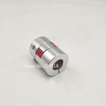 10pcs  Coupler 8 x 14mm Flexible shaft coupling D30 L40 shaft coupling CNC Flexible Plum Coupling