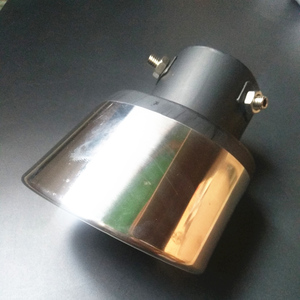 Универсальная выхлопная труба для автомобиля аксессуары для Peugeot 206 207 208 301 307 308 407 2008 3008 4008