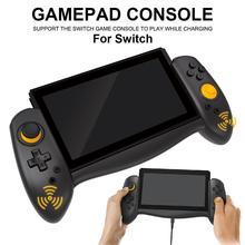 Ergonomic Grip Console Gamepad TYPE-C Interface Type For DOBE TNS-18133 Switch