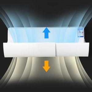 Image 5 - Réglable Pliable Climatiseur Déflecteur Confinement Déflecteur Dair Dair De Sortie Aile Refroidi Par Air Anti Explosion Déflecteur