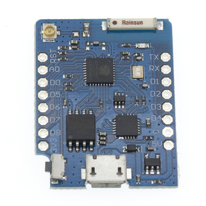 Image 4 - 10Pcs P8266 ESP 12 WeMos D1 Mini Module Wemos D1 Mini WiFi Development Board Micro USB 3.3V Based On ESP 8266EX 11 Digital Pin