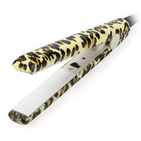 Professional Electronic Hair Iron Mini Portable Ceramic Flat Iron Hair Straightener Hairstyling Irons Styling Tools 5