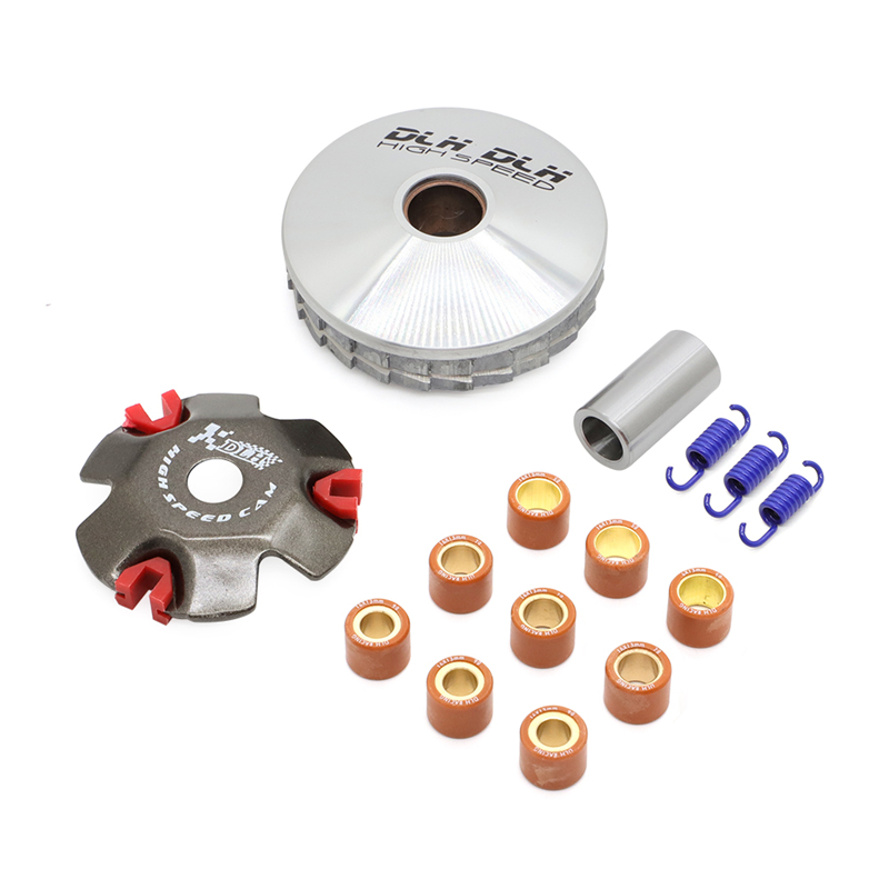 High Performance Variator Roller Weights Front Clutch Drive Pulley For GY6 50 50cc DIO 139QMB 139QMA MOTORS 4-STROKE ATV Scooter