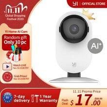 YI Hause 1080p Kamera 2,4G Wifi Indoor ip Kamera AI Menschlichen erkennung nachtsicht Aktivität warnt Kameras für home/Katzen/haustiere/Wolke