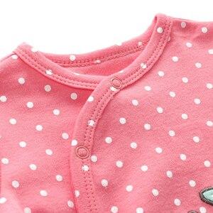 Детские комбинезоны, комбинезон с длинным рукавом, Одежда для новорожденных, зимняя одежда для мальчиков, теплые костюмы для малышей, одежда для малышей|Ромперы|   | АлиЭкспресс