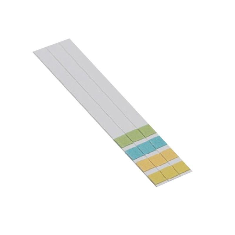 100 шт PH Тест-Полоски 0-14 шкала Премиум Лакмус тест er бумага для кислотной щелочности