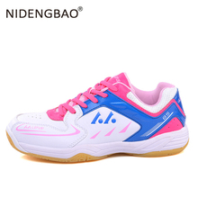 Badminton Shoes Unisex Sneakers Women Men Rubber Anti-Slippery Indoor Court Sports ShoesTenis Zapatillas Deportivas Size 35-45 maultby men s saga td badminton shoes training breathable anti slippery light sport badminton shoes