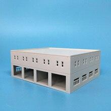 1:150 skala Sand Tisch Dekoration DIY Montage Modell Fabrik Modell Pädagogisches Spielzeug Geburtstag Weihnachten Geschenk Für Kind Kind Erwachsene