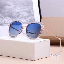 Pilot Sunglasses Aviation Men Shades Vintage Luxury Women Brand Designer Boxs Tinted-Lens