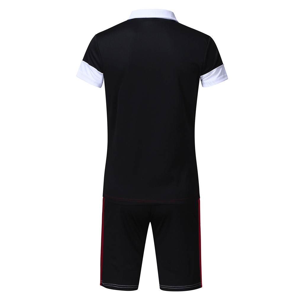 High Quality Loose Men's Sport Suits Quick Dry Running sets Clothes New Sports Joggers Training Fitness Gym Jogging Tracksuits#3