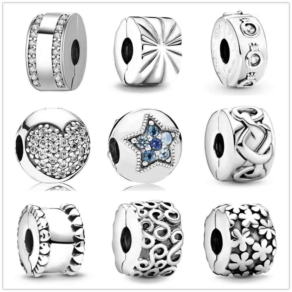 pandora bracelet clip charm