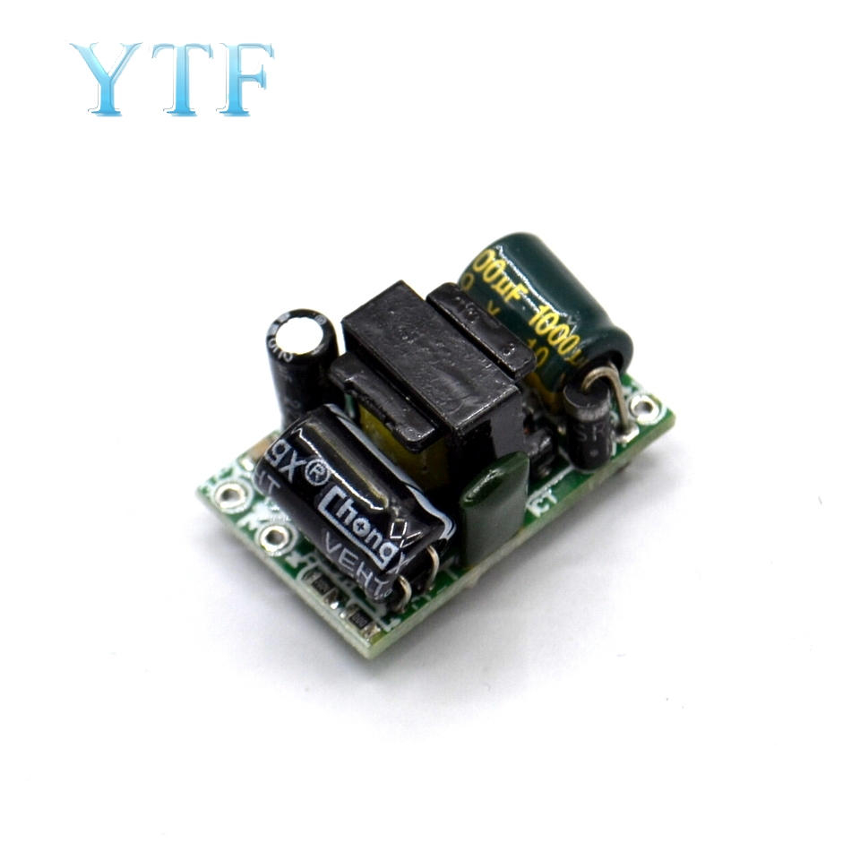 AC-DC 5V 700mA 3.5W Precision Buck Converter AC 220v To 5v DC Step Down Transformer Power Supply Module 12V 400MA 9V 700MA