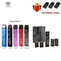 Heavengifts VXV RB Pod Kit mit 380mAh Batterie mit Lade Dock & 2 5 ml Pod Vape Kit Vape Verdampfer VS Minifit/Drag Nano