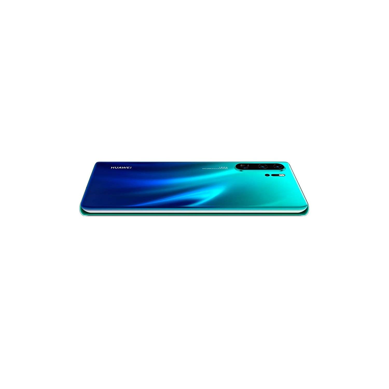 Huawei P30 Pro, couleur bleu Aurora, double SIM, 12 8 go de mémoire Interna, 8 go de RAM, écran 6.47