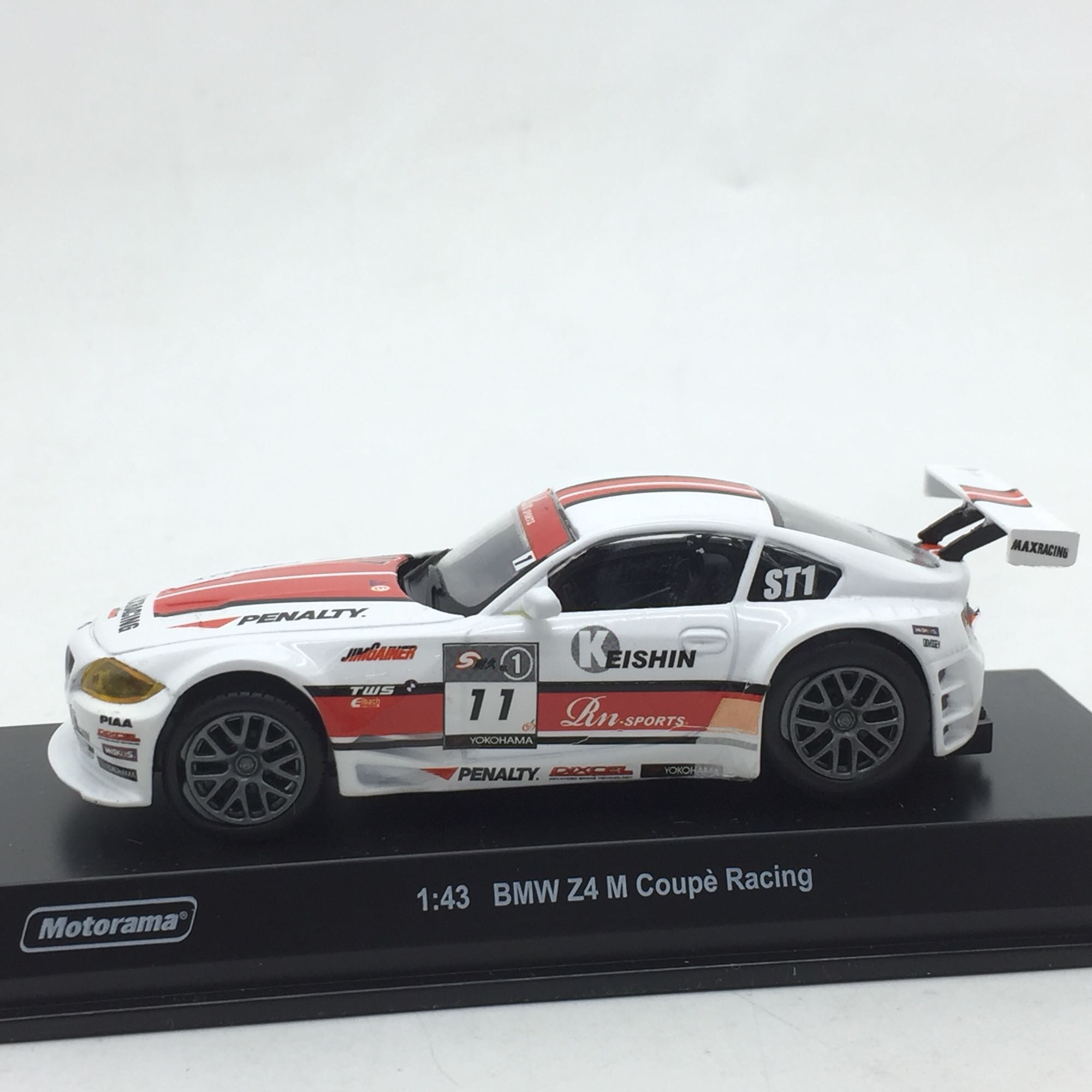 1:43 Z4M GT Alloy Model Car Collection Model Car For Gift With Box  10cm