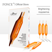 Fonce Small Red Needle Japan Blood Orange vc Essence Face Serum 7 Piece Nicotinamide Liquid Stay Up Late Ampoule Stock Solution
