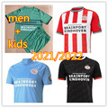 PSV Эйндховен 2021 22 футбольная рубашка мален camisa de futebol IHATTAREN дамфри GAKPO BRUMA LAMMERS Футбольная Одежда