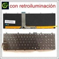 Spanisch Tastatur für MSI GP60 GP70 CR70 CR61 CX61 CX70 CR60 GE70 GE60 GT60 GT70 GX60 GX70 0NC 0ND 0NE 2OC 2OD 2PC Latin LA SP