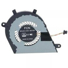 ORIGINAL CPU Cooling Fan For Dell Inspiron 13 7370 7373 I7373-5558GRY-PUS DJFK0