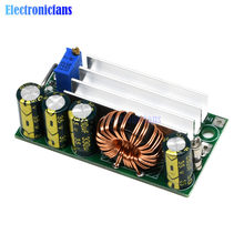 Automatico Step Up Imbottiture DC Power Supply AT30 Convertitore Buck Boost Sostituire Il Modulo XL6009 4-30V A 0.5-30V