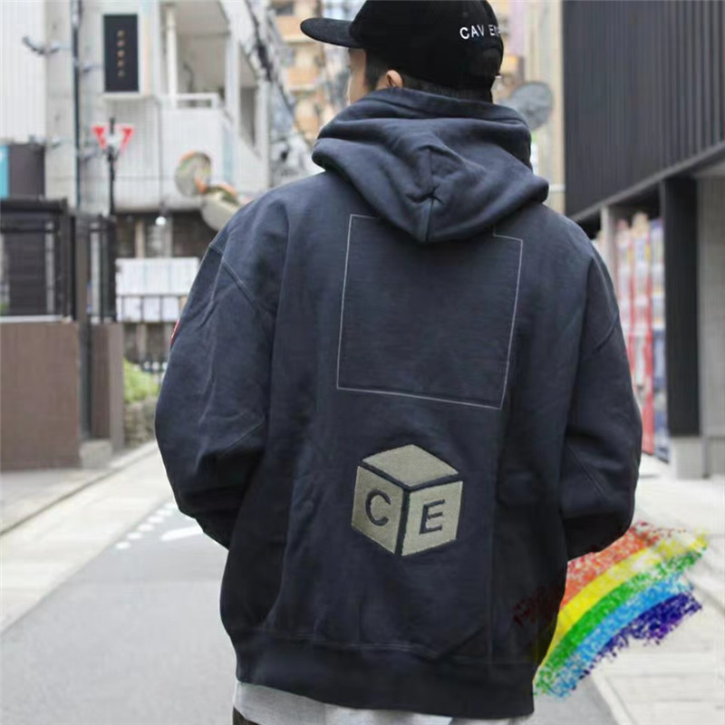 450g Thick Cotton CAV EMPT C.E 19AW Hoodie Women Men 1:1 High Quality Sweatshirt Mens Cotton Hoodie CAVEMPT Pullover