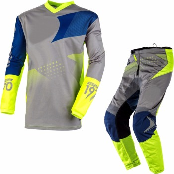 2020 MX Racing Element Factor Neon motocross dirt bike Offroad gear Jersey Pants Combo