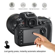 цена на Good LCD Screen Digital Camera Protective Film Super Thin 8H Premium Tempered Glass Suitable For Nikon COOLP1AX Camera