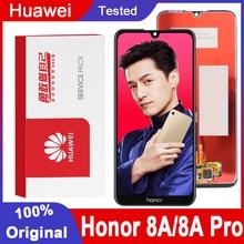 Originele Getest 6.09 Display Vervanging Voor Huawei Honor 8A Pro Lcd Touch Screen Digitizer Vergadering Voor Honor 8A lcd