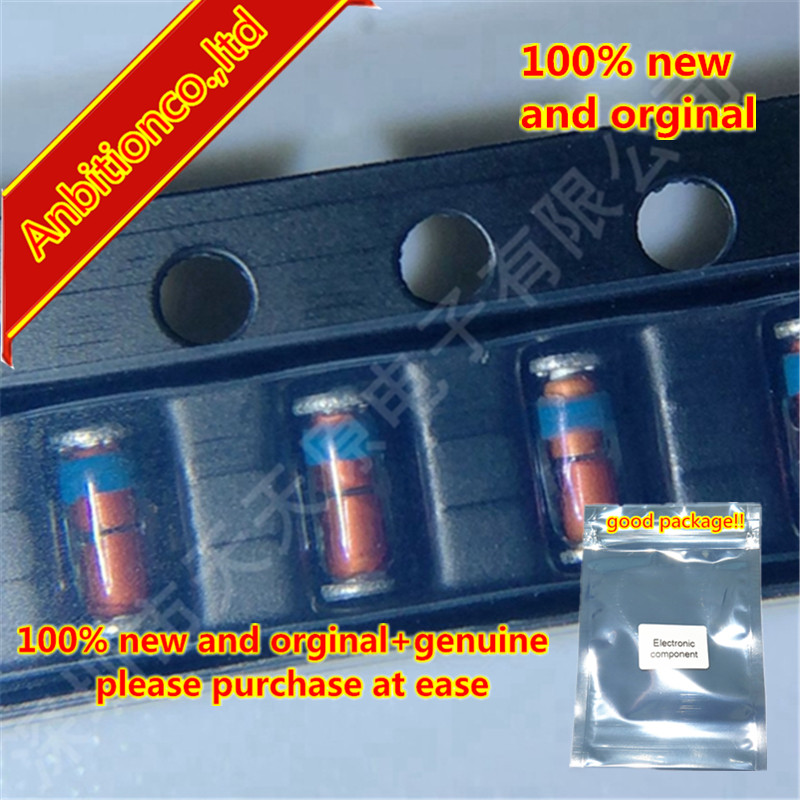 50pcs 100% New And Orginal ZMM5249B T/R In Stock