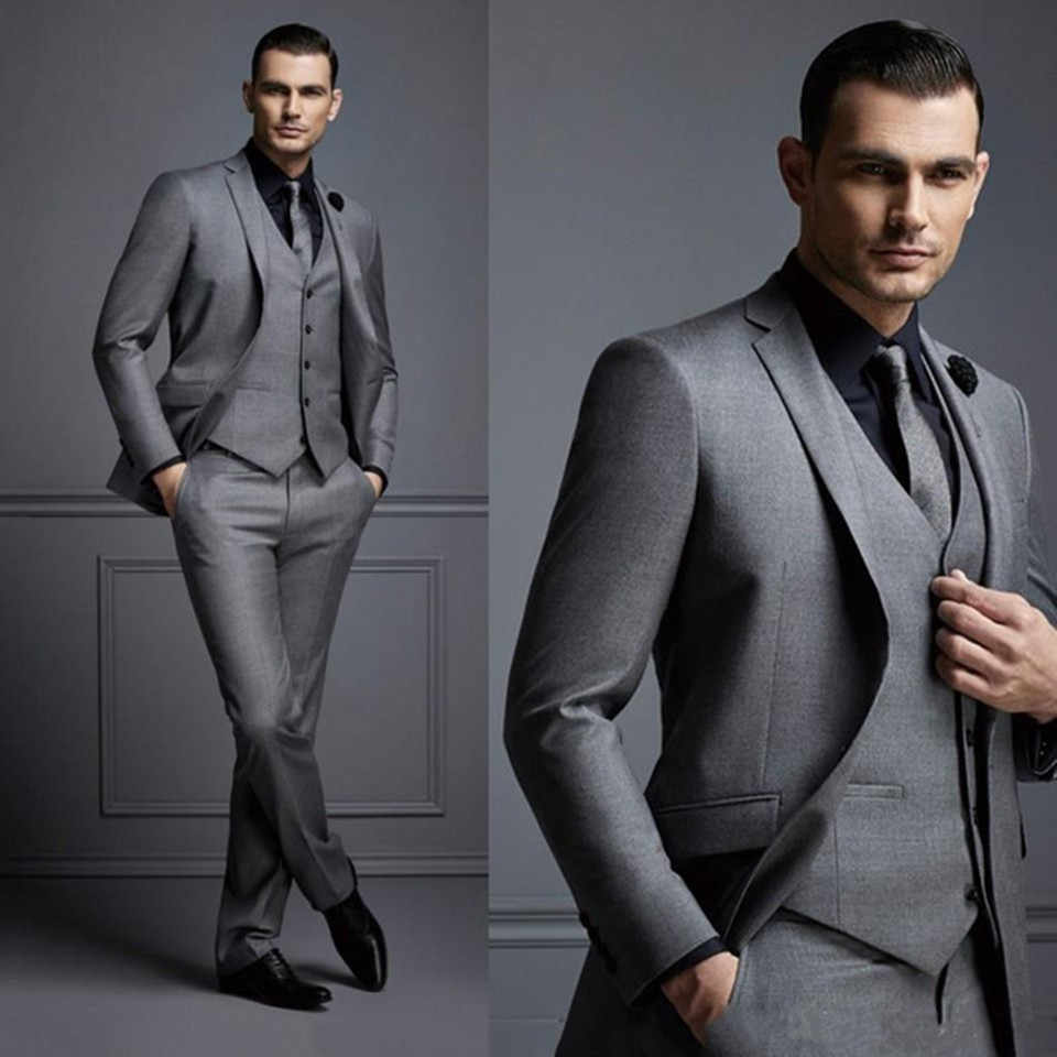 موز سيفيك مرحبا Gray Suit Men S Fashion Cabuildingbridges Org