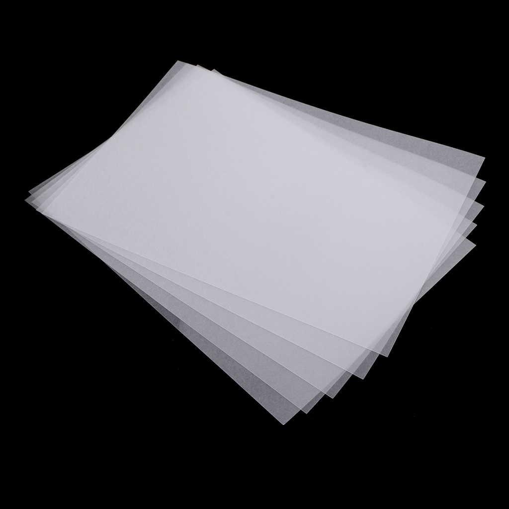 5x ความร้อนหดกระดาษแผ่นฟิล์มสำหรับ DIY งานฝีมือเด็ก Xmas Decors