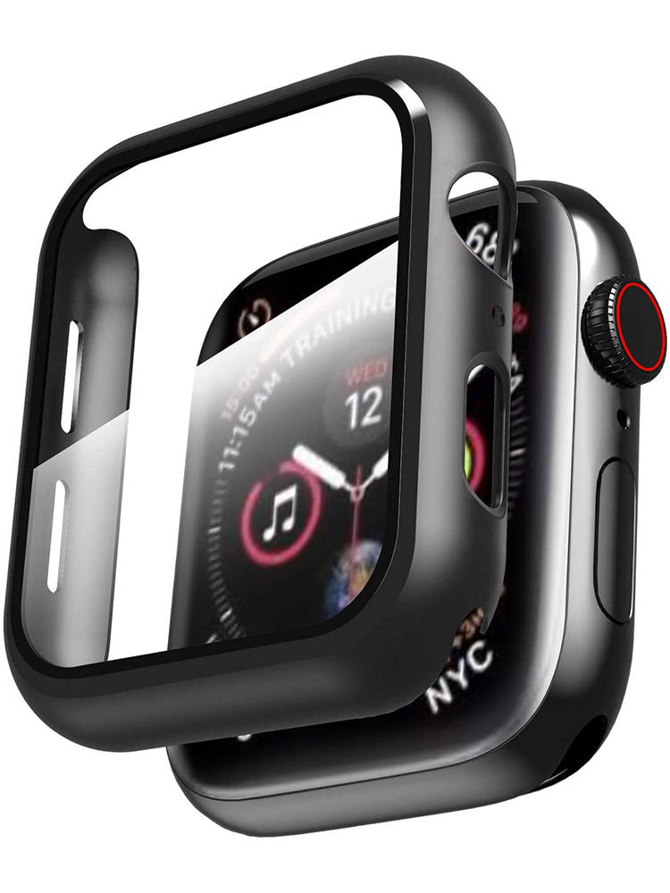 Cover Bumper-Case Screen-Protector-Accessories Watch-Series Apple 40mm 44mm for 6-5/4/3/..