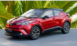 1/18 Scale Toyota C-HR CHR Red/Black Diecast Car Model Toy Collection Gift NIB