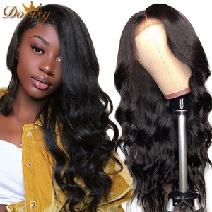 Lace Front Human Hair Wigs Bod