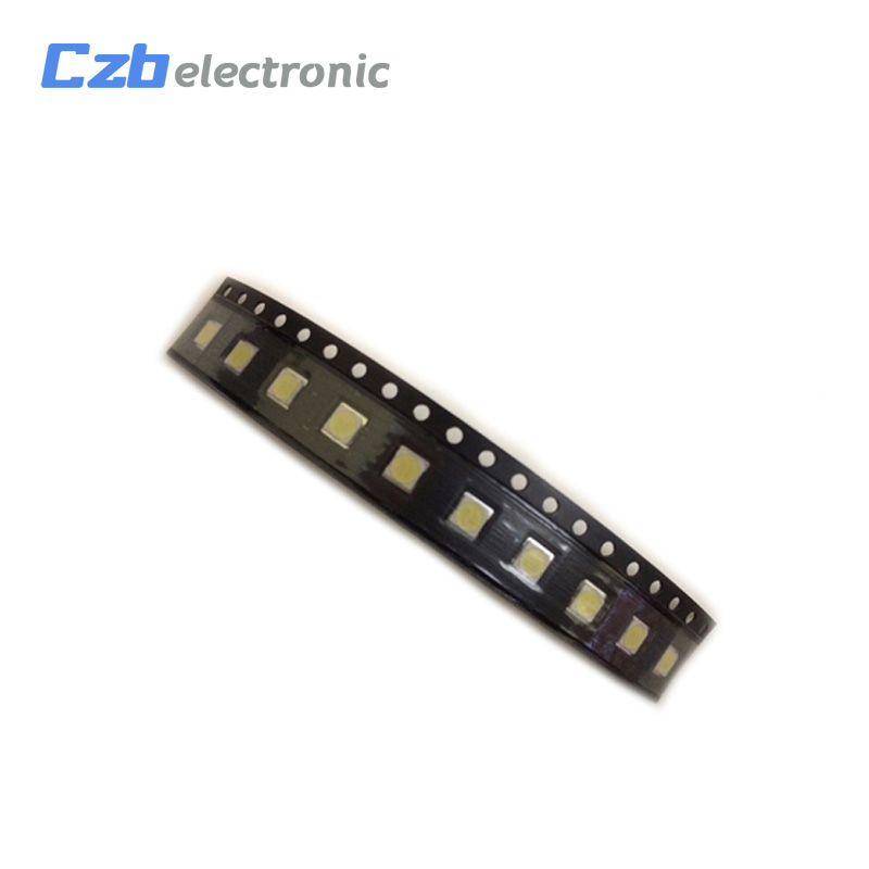 50PCS FOR LCD <font><b>TV</b></font> repair for <font><b>LG</b></font> led <font><b>TV</b></font> <font><b>backlight</b></font> strip lights with light-emitting diode 3535 <font><b>SMD</b></font> LED beads 6V image