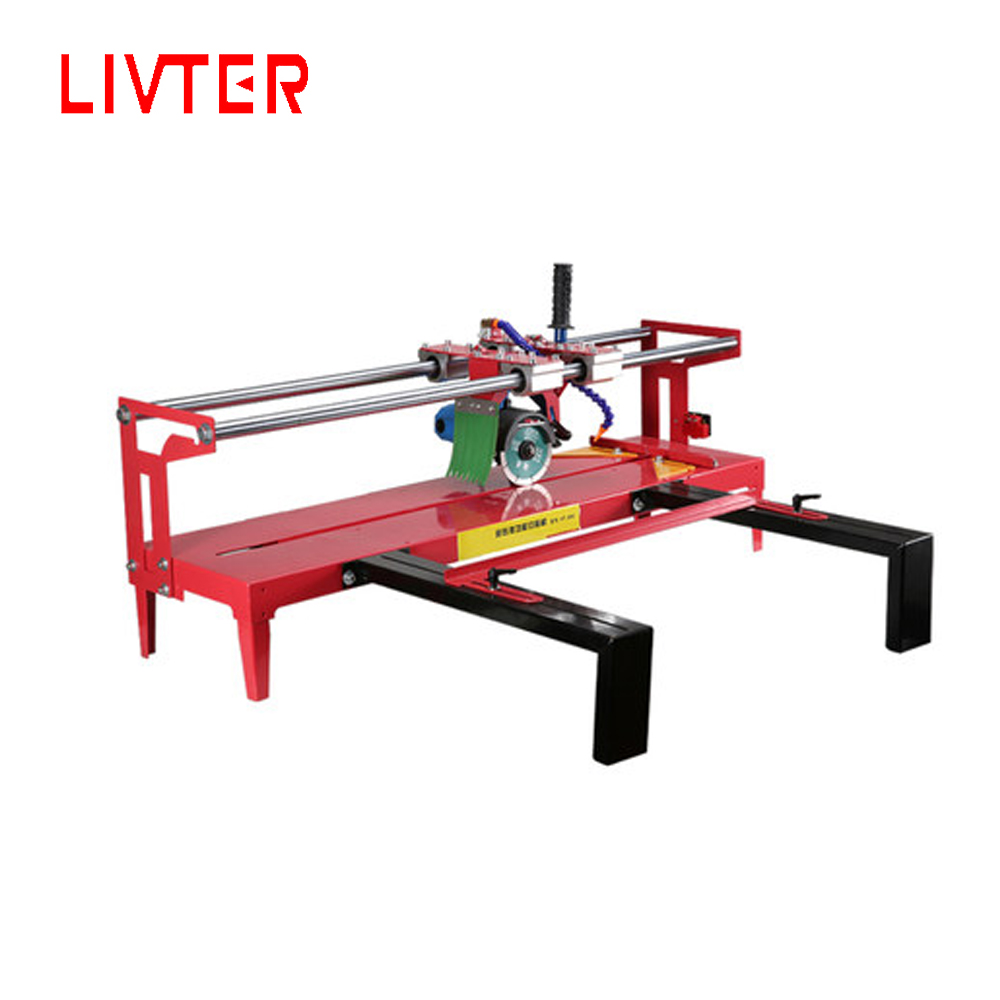 LIVTER Portable No Dust Home Factory Automatic Wet Waterjet Tile Cutting Machine For Porcelain Marble / Laser Cutter Tools