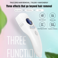 Fashion IPL Epilator Gift Shaving Painless Hair Removal Freezing Point 50W Ice Cool Beauty Home Living Hair Removal Device