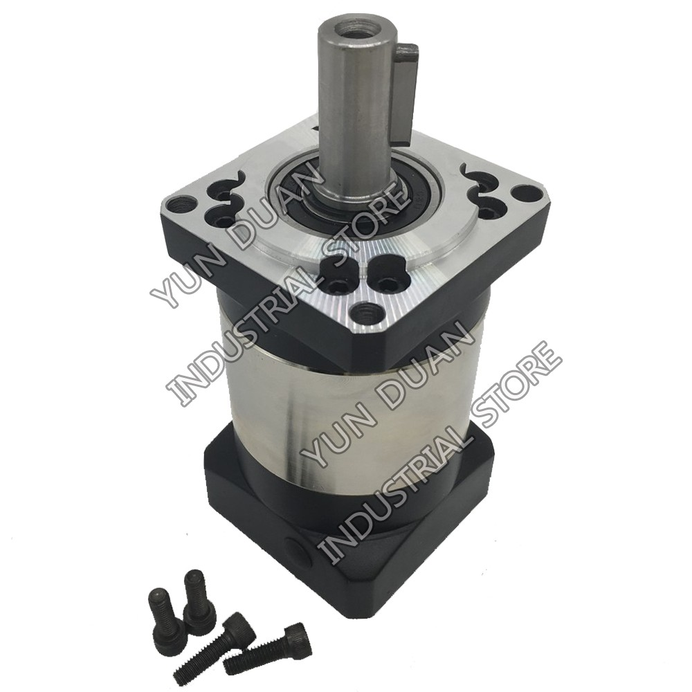 10 :1 NEMA23 57mm Planetary Reducer High Precision 7 Arcmin Backlash Quietness Gearbox Reducer for Closed Loop Stepper Motor Speed Reducers     - title=