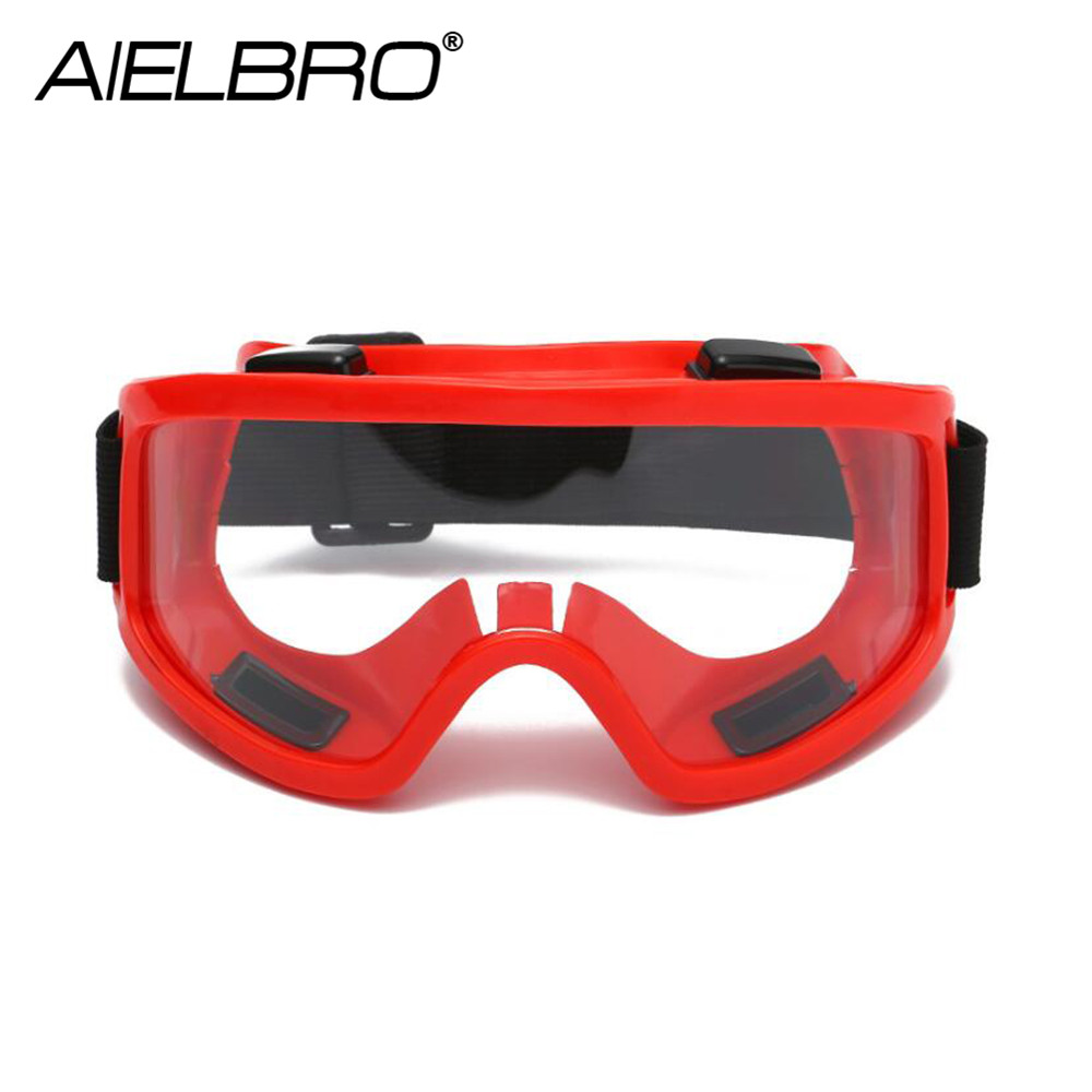 New 2020 Skiing Eyewear Outdoor Sports Glasses Anti-glare Ski Goggles UV400 Dustproof  Winter Windproof Skiing Glasses Goggle