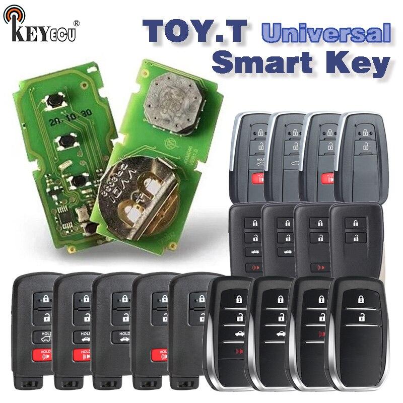 Универсальная универсальная материнская плата KEYECU Surport 4D 8A для Toyota Xhorse VVDI XM Smart Key VVDI Key Tool Plus