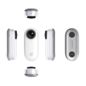 Image 3 - Insta360 Go Action Camera 1080P Sports FlowState Stabilized Camara  AI Auto Editing YouTube Video Making for iPhone& Android
