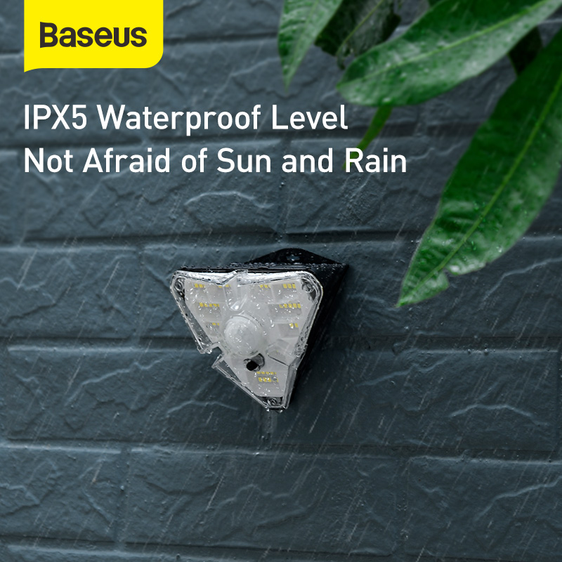 lowest price Waterproof Outdoor Led Stair Step Light 3w PIR Motion Sensor  Recessed Wall Corner Light LED Footlight Night light ZBW0005