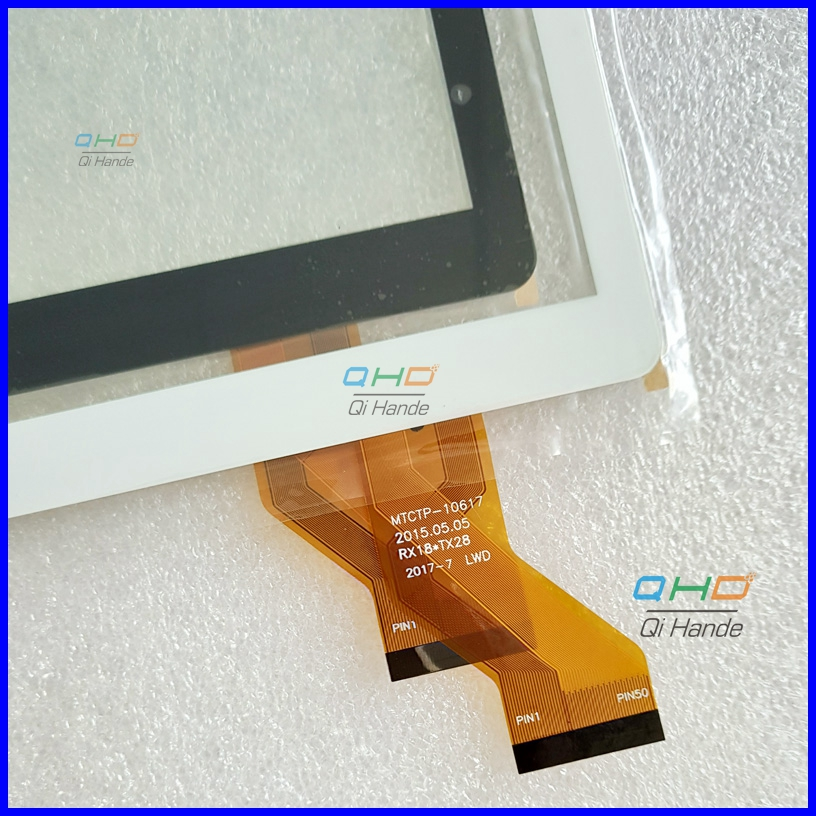 Touch Screen Digitizer Replacement Panel Sensor 10.1/'/' MTCTP-10617 Brand New