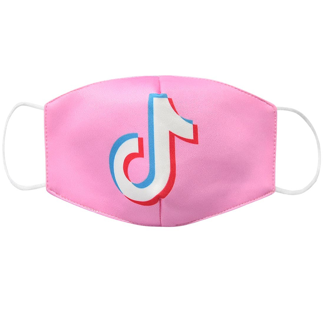 Cartoon Printed Children Printed Mask With Ice Silk Cotton Mask For Kids 3