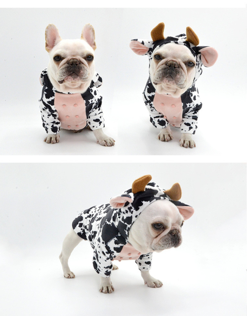Funny Cow Hoodie
