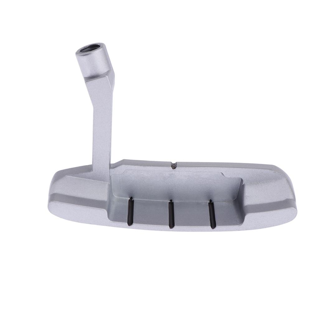 Zinc Alloy Golf Practice Putter Head Practice Golf Putter Accessories Practice Putter Accessories Golf Clubs & Equipment