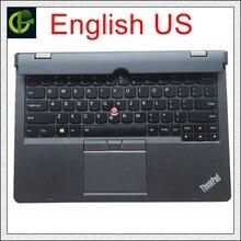 Original Neue tastatur mit batterie palmrest für Lenovo X1 Helix 2 2nd helix2 PC 2 20CG 20CH Ultrabook pro abdeckung docking station