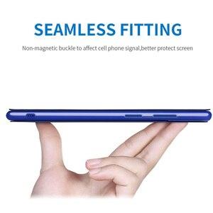 Image 2 - X Livello di Libro Cassa del Cuoio di Vibrazione Per Huawei P40 Pro Pro + Plus Ultra sottile sottile