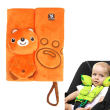 Cushion Strap-Cover-Pad Car-Seat-Belt Baby-Stroller-Accessories Infant High-Quality 1pcs