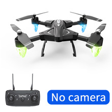 Mini Portable F69 Remote Control HD RC Drone Helicopter WIFI FPV With The Camera Wide Angle Training Folding Quadcopter
